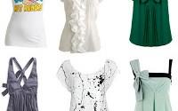 Impactantes blusas de moda