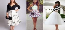 Consejos para elegir la falda según tu cuerpo