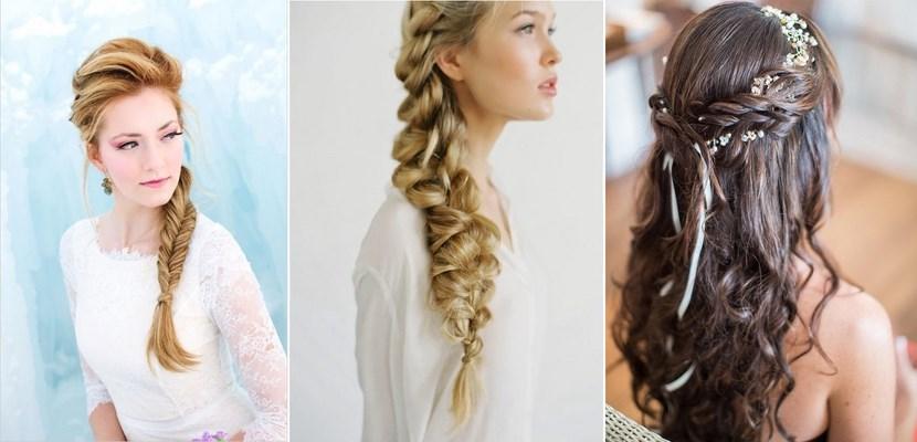 Peinados De Trenzas Para Todas Las Ocasiones - Peinados-ala-moda-2015