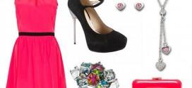 Tres looks de moda para San Valentín