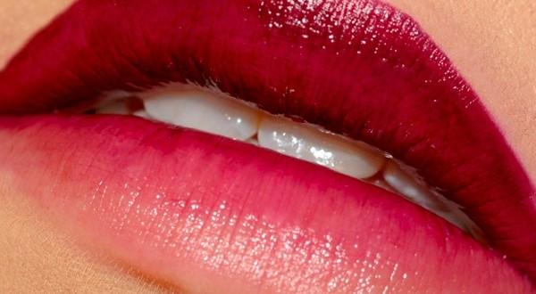 Consigue un maquillaje con labios degradados